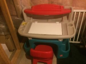Step 2 kids desk with chair