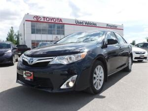 2013 Toyota Camry Hybrid XLE TOYOTA CERTIFIED PRE OWNED