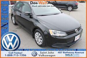 2014 Volkswagen Jetta 2.0L Trendline+ $110.00 BI WEEKLY!