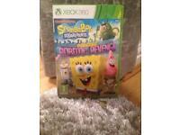 Spongebob Squarepants Xbox 360 Game