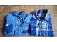 Timberland and Joules Boys' Shirts age 8-10 years