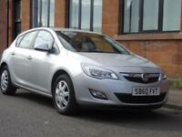 2010 Vauxhall Astra 1.7CDTi DIESEL 16v MANUAL LOW MILES VERY CLEAN