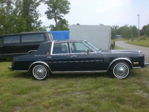 1983 Rust-free Factory Orig. Chrysler New Yorker Fifth Avenue