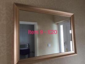 Mirror (wall)