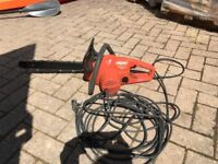 Chainsaw Flymo Electric
