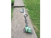 Petrol strimmer spares and repairs