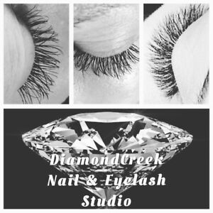 Lashes! Eyelash Extensions by DiamondCreek