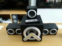 V-cube bluetooth 5.1 speaker system