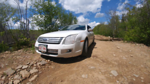 07 ford fusion sel v6