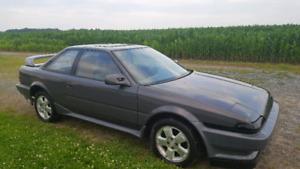 Toyota corolla gts 1990