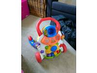 Musical Chicco baby walker