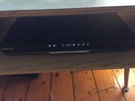 Samsung blu ray with home cinema surround sound