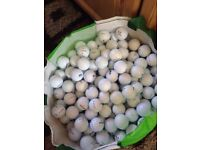 531 used but cleaned golf balls mixed names (see description)
