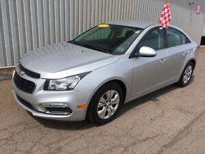 2015 Chevrolet Cruze 1LT LIKE-NEW EXCELLENT CONDITION SEDAN W...