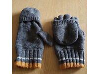 FATFACE winter gloves