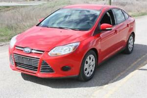 2014 Ford Focus SE SUMMER SIZZLE SALE PRICE ONLY $10990!!