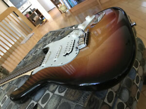 Fender American Deluxe HSS Fat stratocaster 2002