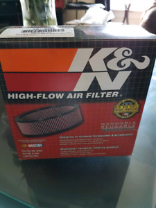 K&N High-Flow Air Filter Yamaha V-Star 650