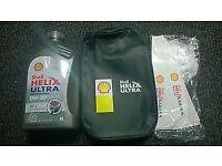 Shell helix ultra oil(genuine)