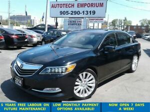 2014 Acura RLX Tech Pkg Navigation/Leather/Sunroof