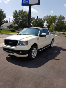 2008 Ford F-150 SuperCrew Limited Pickup Truck