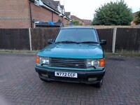 Range Rover p38 500 ono has 12 months MOT