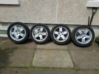 Rover alloys