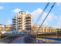 --- Beautiful 2 bed to let in Canary Wharf ---