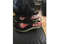 Wedge shoes from next size 8