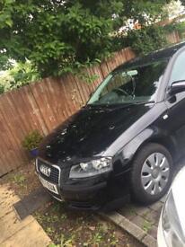 Audi A3 1.6 petrol 73000miles