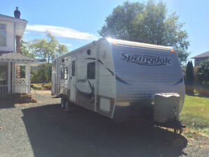 26ft Springdale Travel Trailer