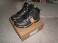 Hawkshead Mens Caddo Valley Waterproof Wicking Leather Walking Boots 9 (EU 43)