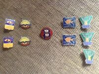 Original Butlins Enamel 60's Badges (10) £4 EACH