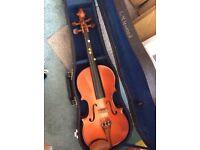 Children's half sized violin for sale