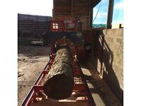 Band Sawmill log saw