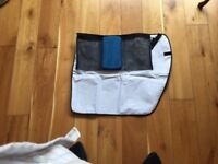 Baby's travel changing mat