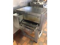 Zanolli pizza gas oven 16