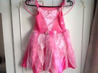 M&S Fairy dress age 5-6 years
