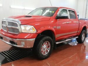 2014 Ram 1500 Laramie  - Bluetooth -  power seats -  heated seat