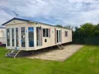 6 Berth static caravan with double glazing & central heating for sale in Scratby by the beach