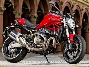 RECHERCHE Ducati Monster 821