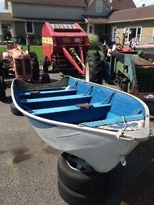 5 Aluminum fishing boats 12' 14' 16' $600 & up