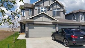 Almost new 1700 sq ft House-Dbl car Garage- October 1st rent