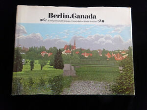 BERLIN CANADA - Before World War One
