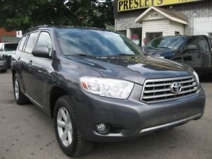 2010 Toyota Highlander SE AC Cruise PW PL PM rearview cam