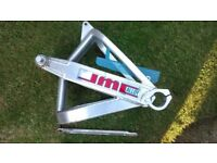 Yamaha RD250LC RD350LC RD 250 350 LC 4L0 4L1 JMC Aluminium Deep Braced Box Section Swinging Arm