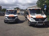 vehicle recovery truck car transport breakdown recovery road assistance