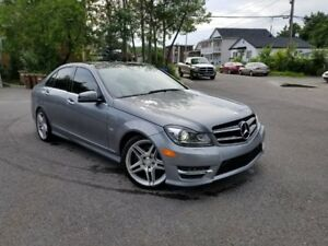 2012. C350 4Matic Blue efficiency