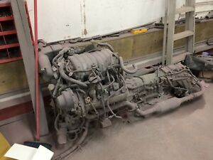 Toyota 4.7 V8 motor and trans