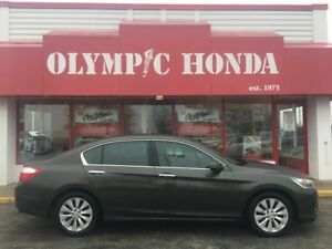 2014 Honda Accord EX-L | Keyless Entry | Push Start | Leather